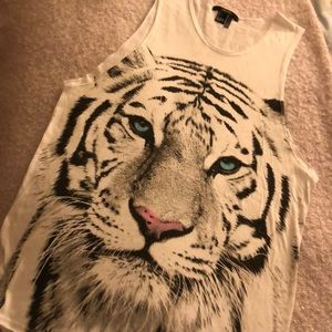OMG White Tiger Tank
